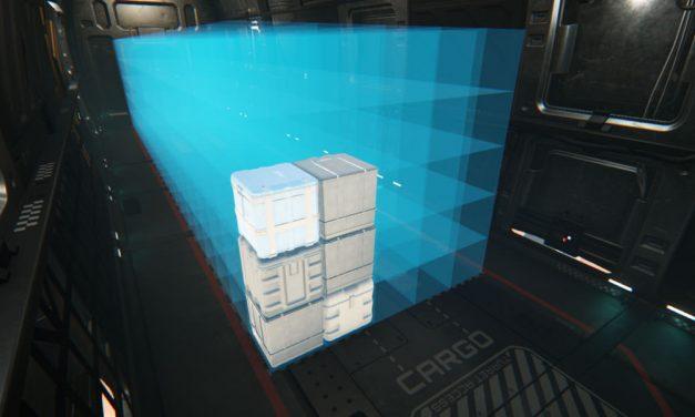 Shipyard: SCU e Capacità Cargo