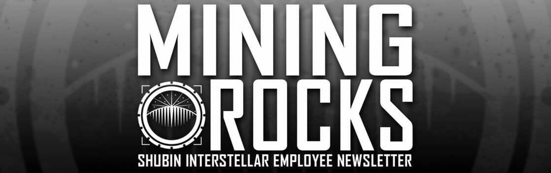 Mining Rocks: Luglio 2948
