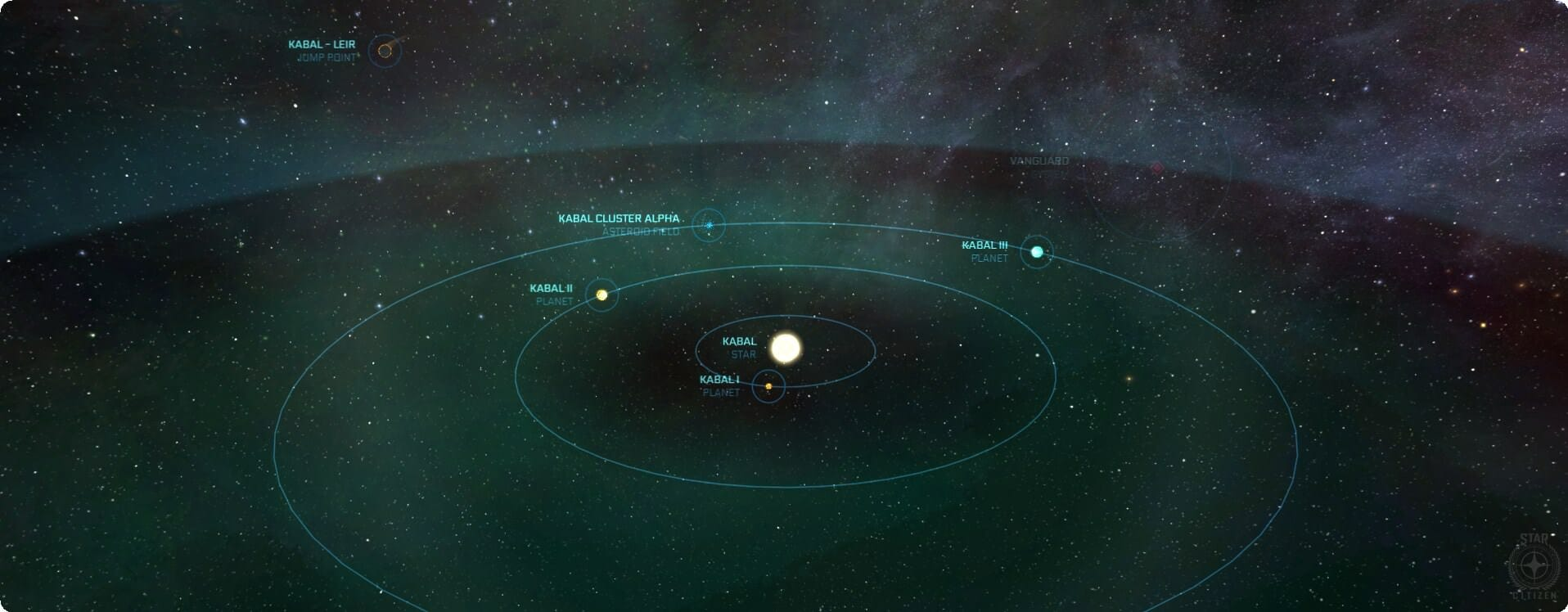 Mappa Stellare Completata