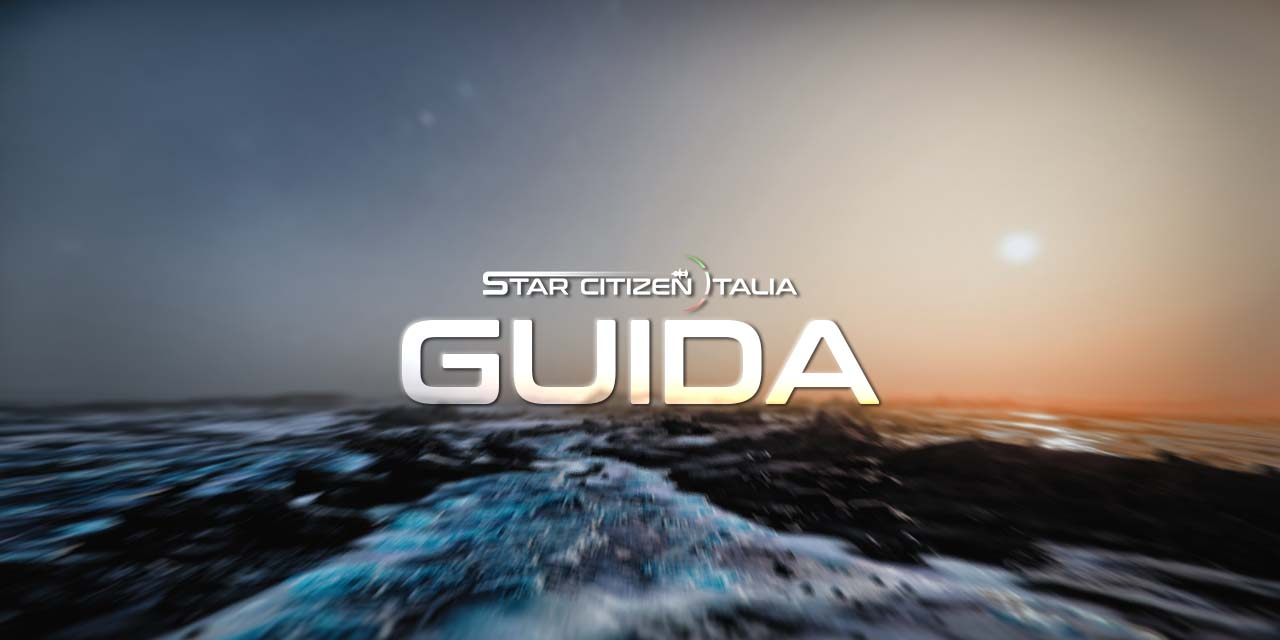 Tutorial di Star Citizen
