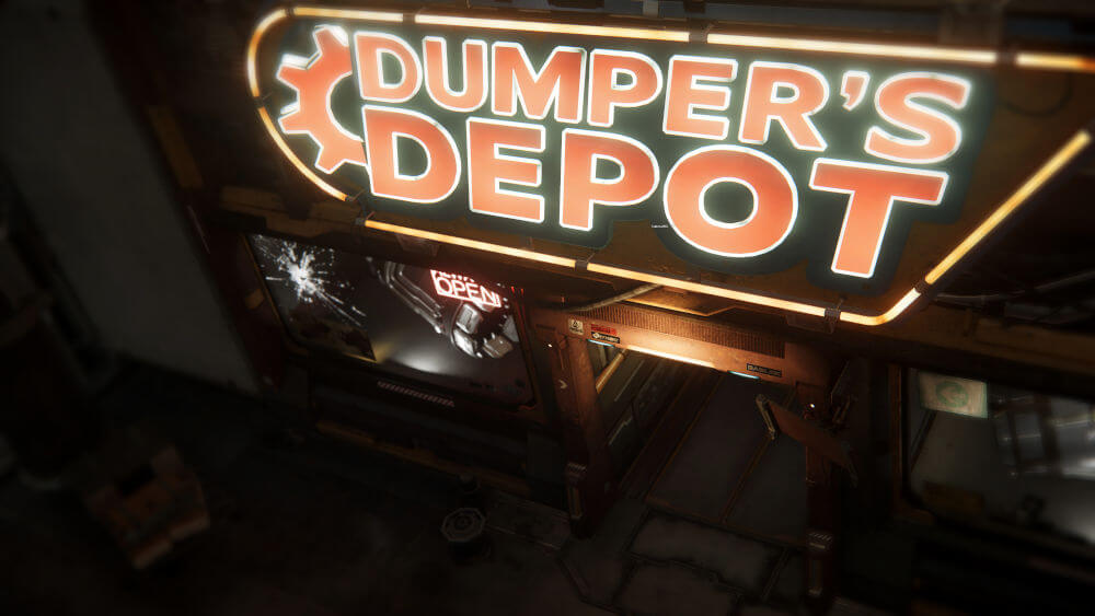 Portfolio: Dumper's Depot
