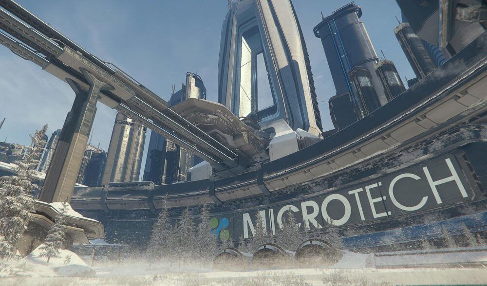 Portfolio: microTech