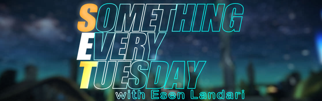 Something Every Tuesday: Intervista a Titus Costigan