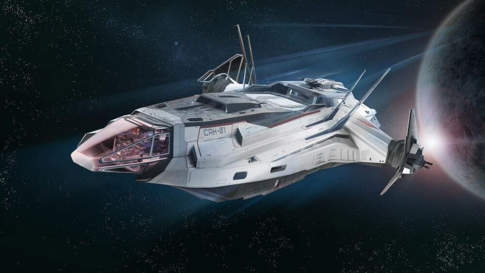 Programma della Expo Aerospaziale Intergalattica 2950