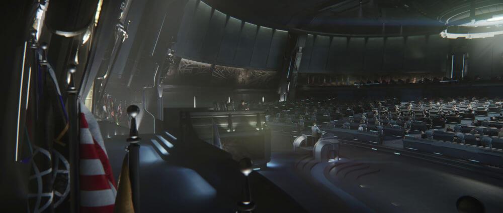 Elezioni del 2950 per l'Imperatore