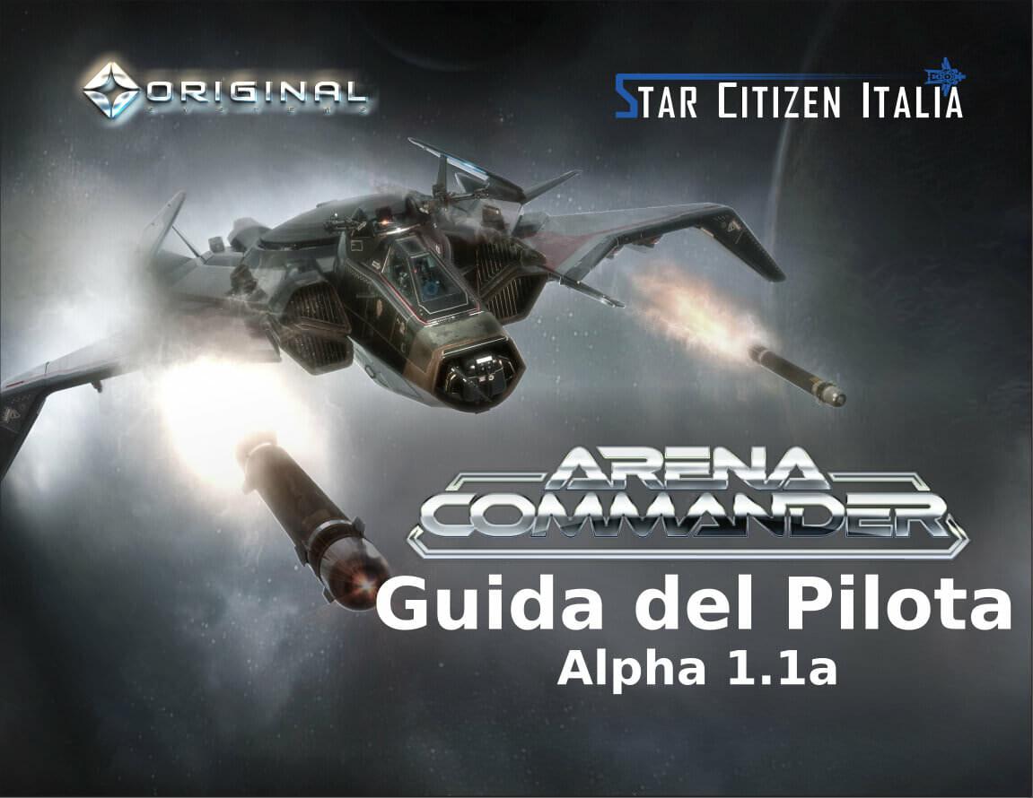 Online il Manuale Italiano di Star Citizen